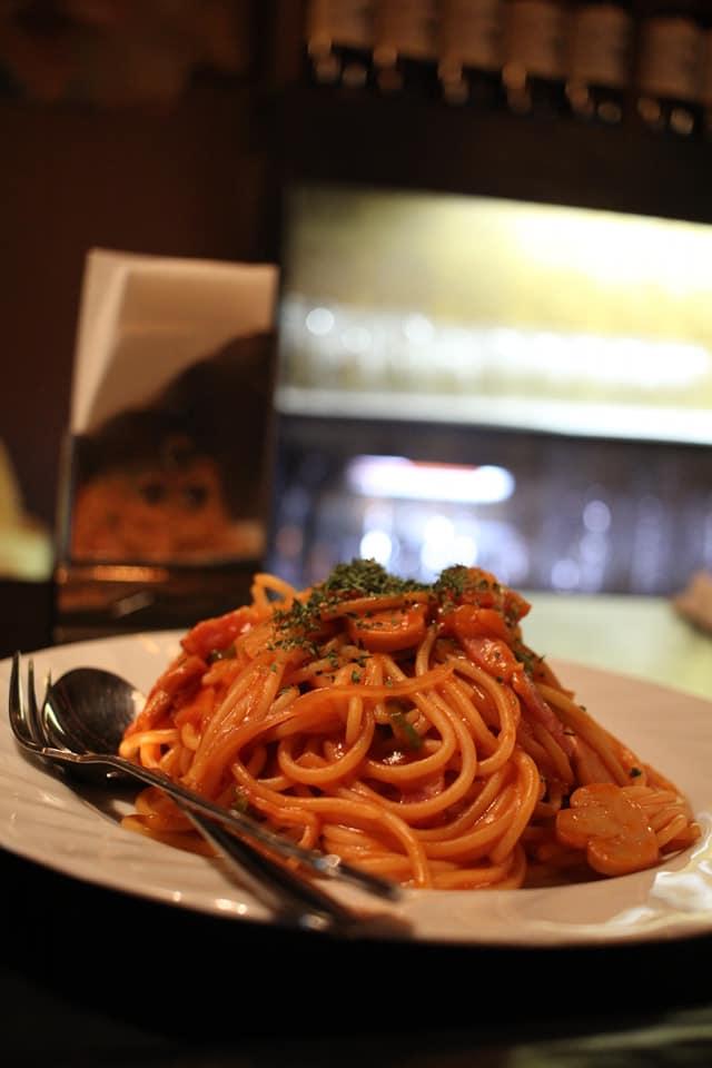 創業54年!「パブレストラン アポロ」が日本ナポリタン学会認定店になりました!